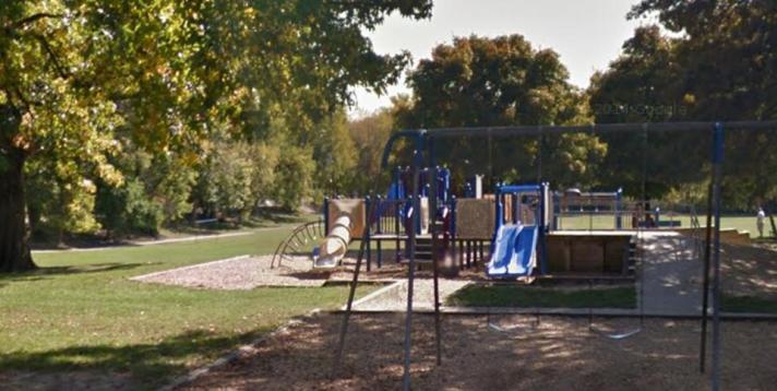 Ellenberger Park playground
