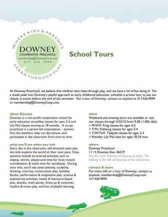 schooltours