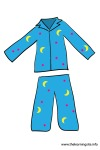 pajamas-clipart-flashcard-clothes-pajama-01
